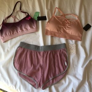 Free people, f21 workout clothes bundle
